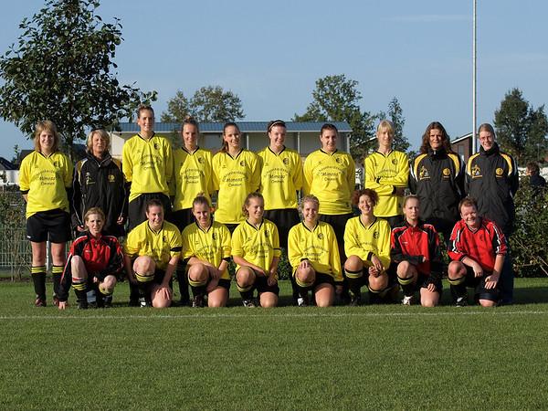OZC Dames 2 (2009-2010)