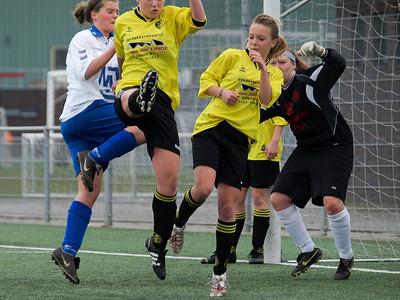 OZC Meisjes B (2009-2010)