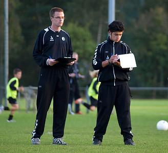 Start Voetbalschool seizoen 2008-2009