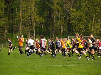 Voetbalclinic OZC 2008