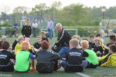 Voetbalschool 2014
