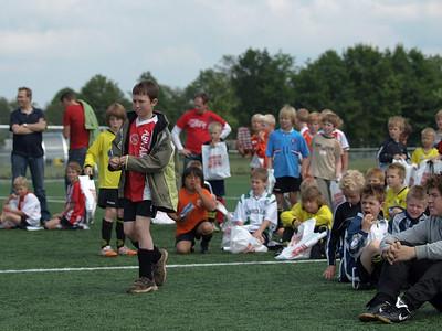 Voetbalspeldag 2009: de acties