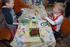 Lekker schilderen voor Frisia.