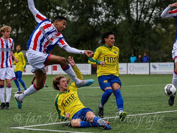 12 okt 2019 asv Arsenal vs Zandvoort
