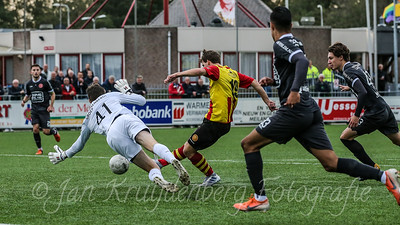 26 okt Ter Leede vs Jong Almere City