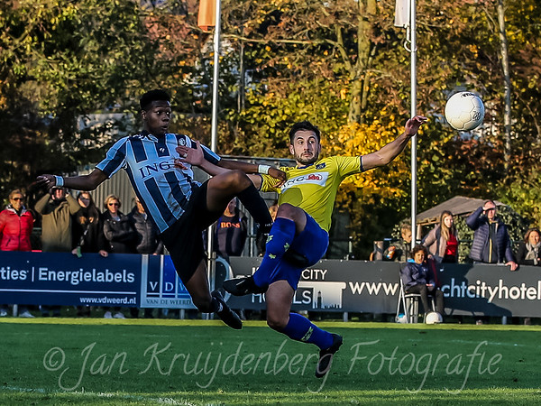 10 nov 2019 Hercules vs Dongen