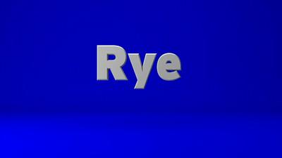 Rye VO Sample