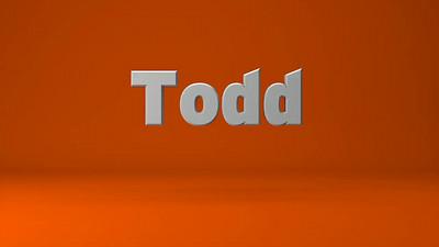 Todd VO Sample