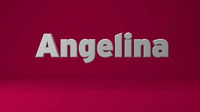 Angelina VO Sample