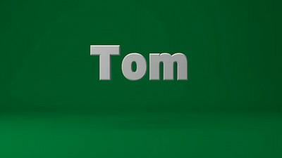 Tom VO Sample
