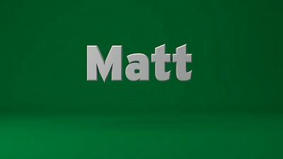 Matt VO Sample
