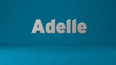 Adelle VO Sample