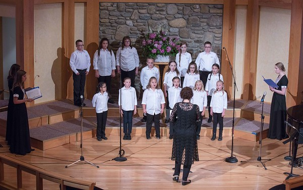 Voices in the Laurel Spring 2017