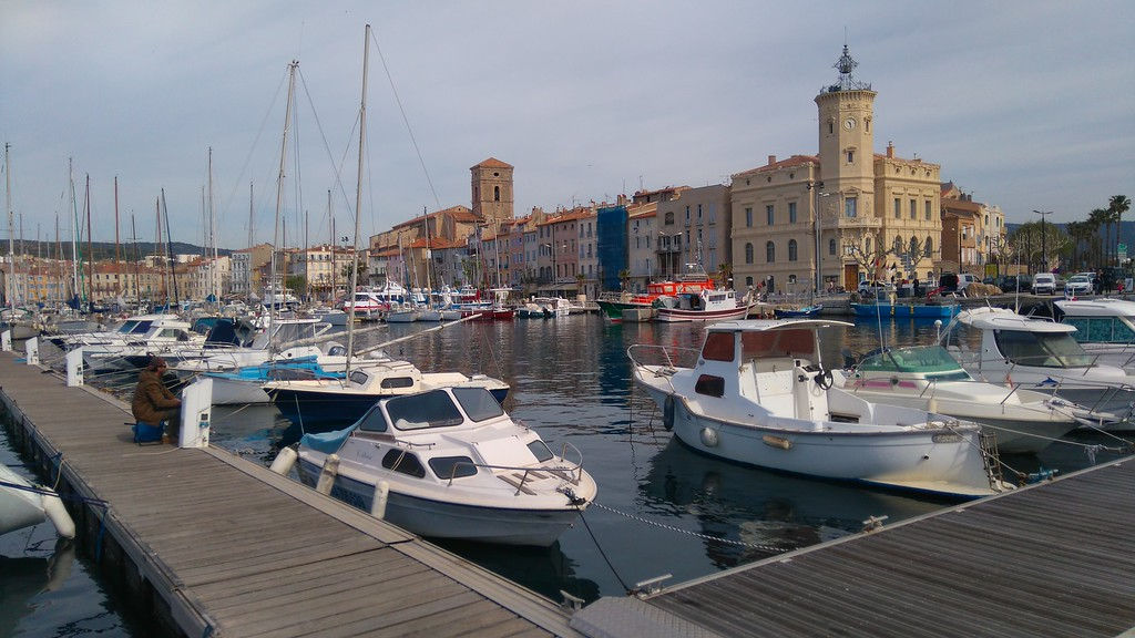 Vieux Port La Ciotat