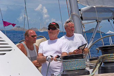 Voiles de St  Barths 2012 Race 3 Boat Sojana_3194