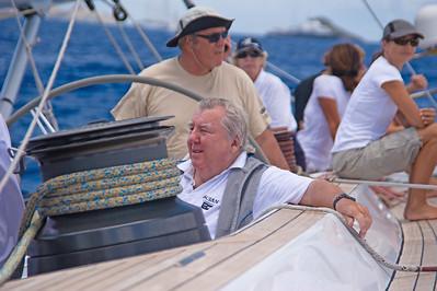 Voiles de St  Barths 2012 Race 3 Boat Sojana_3202