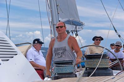 Voiles de St  Barths 2012 Race 3 Boat Sojana_3123
