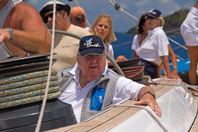 Voiles de St  Barths 2012 Race 3 Boat Sojana_3155