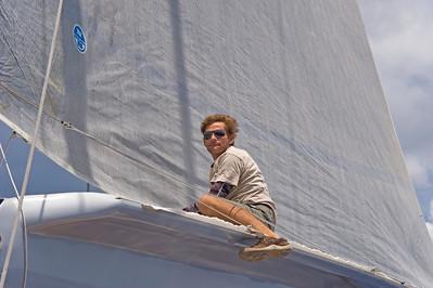 Voiles de St  Barths 2012 Race 3 Boat Sojana_2987