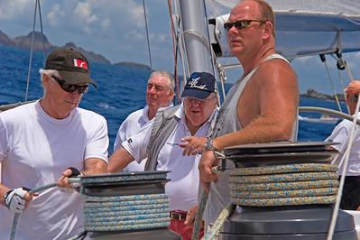 Voiles de St  Barths 2012 Race 3 Boat Sojana_3150