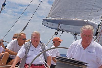 Voiles de St  Barths 2012 Race 3 Boat Sojana_3259