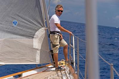 Voiles de St  Barths 2012 Race 3 Boat Sojana_3055