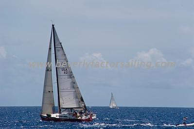 Voiles de St  Barths 2012 Race day 4 boat Sojana_3503