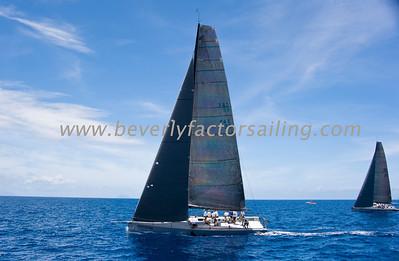 Voiles de St  Barths 2012 Race day 4 boat Sojana_3559