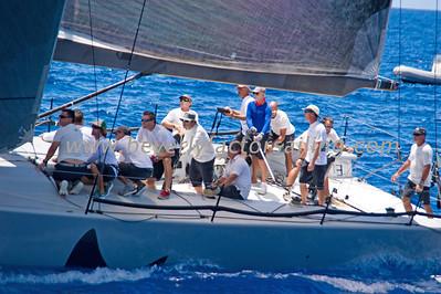 Voiles de St  Barths 2012 Race day 4 boat Sojana_3552