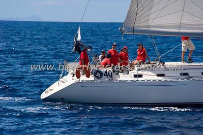 Voiles de St  Barths 2012 Race day 4 boat Sojana_3482
