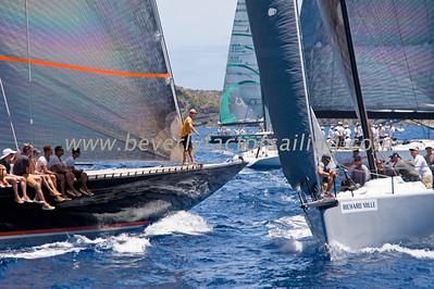 Voiles de St  Barths 2012 Race day 4 boat Sojana_3539