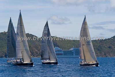Voiles de St  Barths 2012 Race day 4 boat Sojana_3509