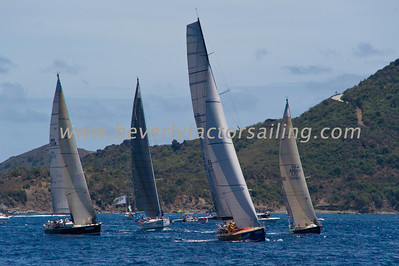 Voiles de St  Barths 2012 Race day 4 boat Sojana_3507