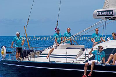 Voiles de St  Barths 2012 Race day 4 boat Sojana_3535