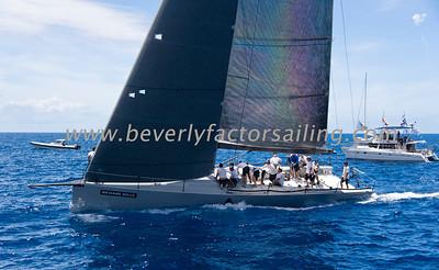 Voiles de St  Barths 2012 Race day 4 boat Sojana_3553