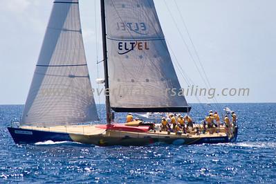Voiles de St  Barths 2012 Race day 4 boat Sojana_3505