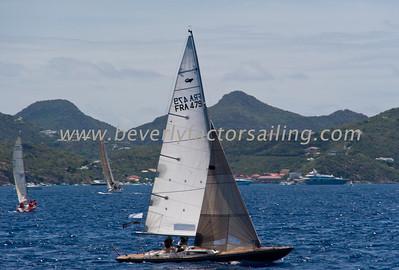 Voiles de St  Barths 2012 Race day 4 boat Sojana_3497