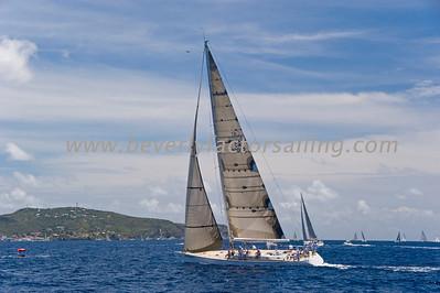 Voiles de St  Barths 2012 Race day 4 boat Sojana_3518