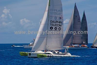 Voiles de St  Barths 2012 Race day 4 boat Sojana_3512