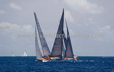 Voiles de St  Barths 2012 Race day 4 boat Sojana_3519