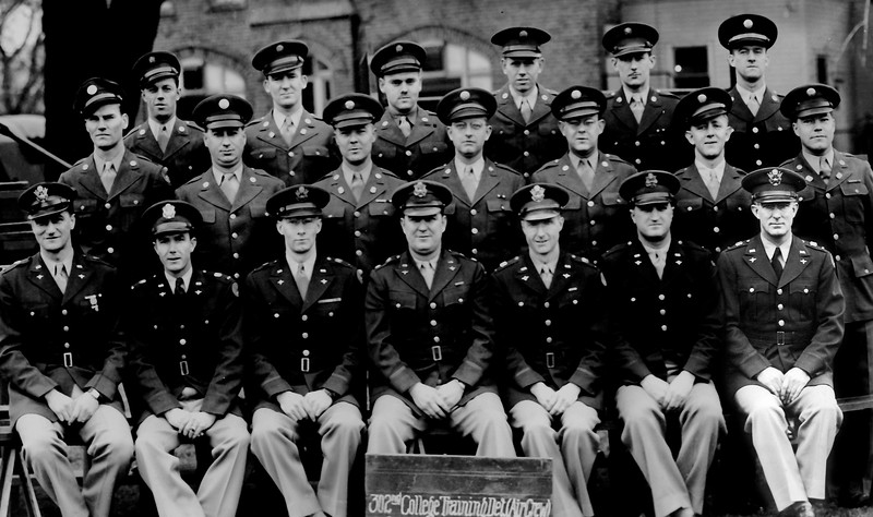 Knox College Training Officers, 1943
