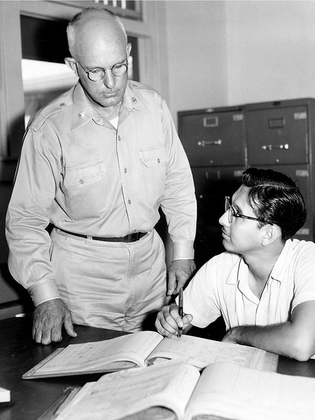 Laredo AFB, 1956