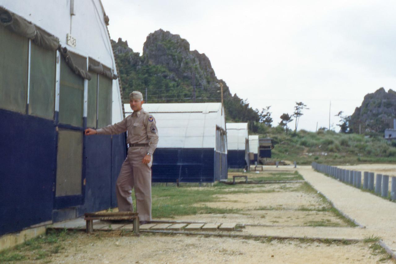 At Quonsot Hut