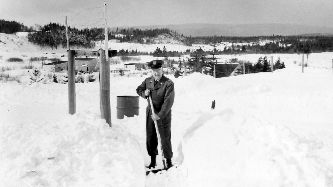 Ernest Harmon AFB, Newfoundland