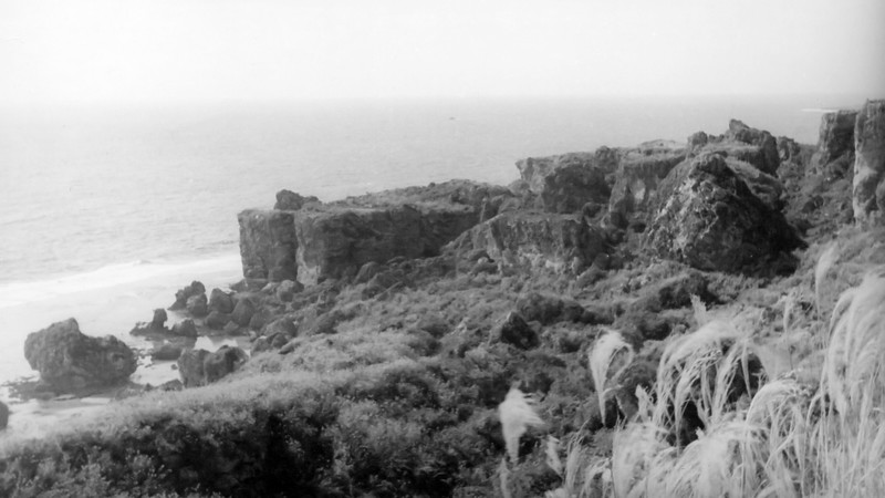"Infamous ""Suicide"" Cliffs of Okinawa"