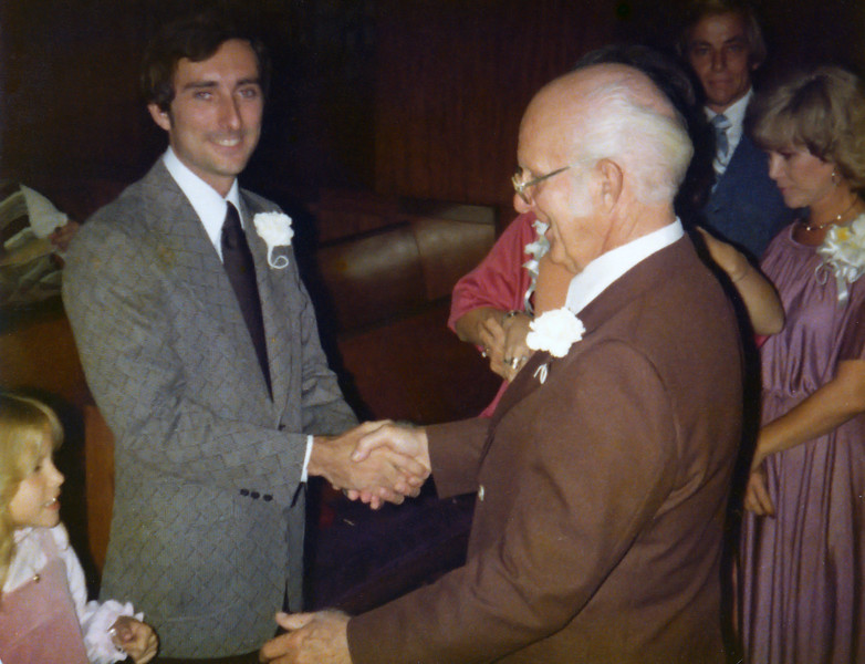 Wedding Ceremony, 1978