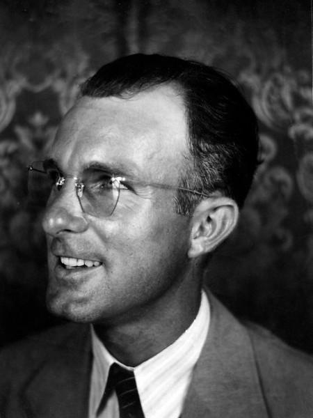 Self Portrait, About 1940
