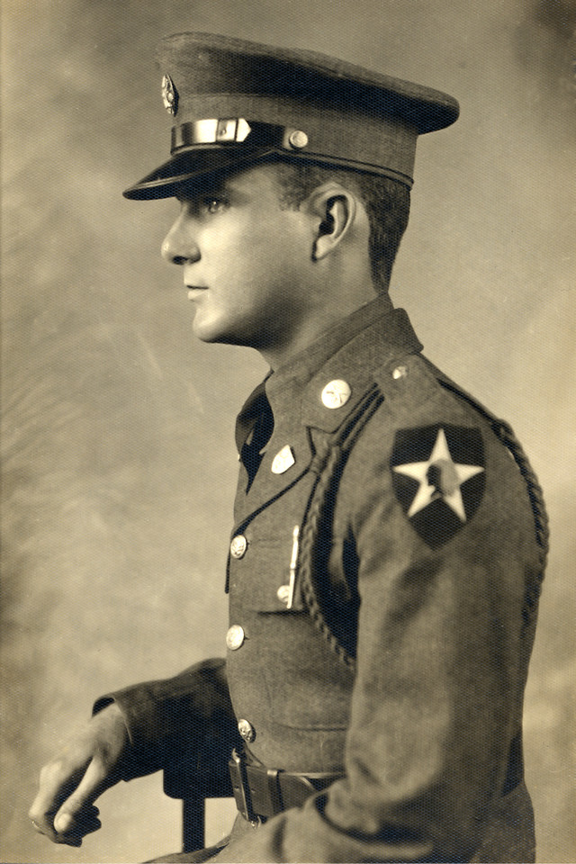 At Ft Sam Houston, about 1929