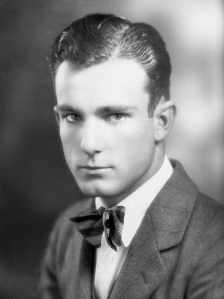 1928 Byrd High Yearbook Picture