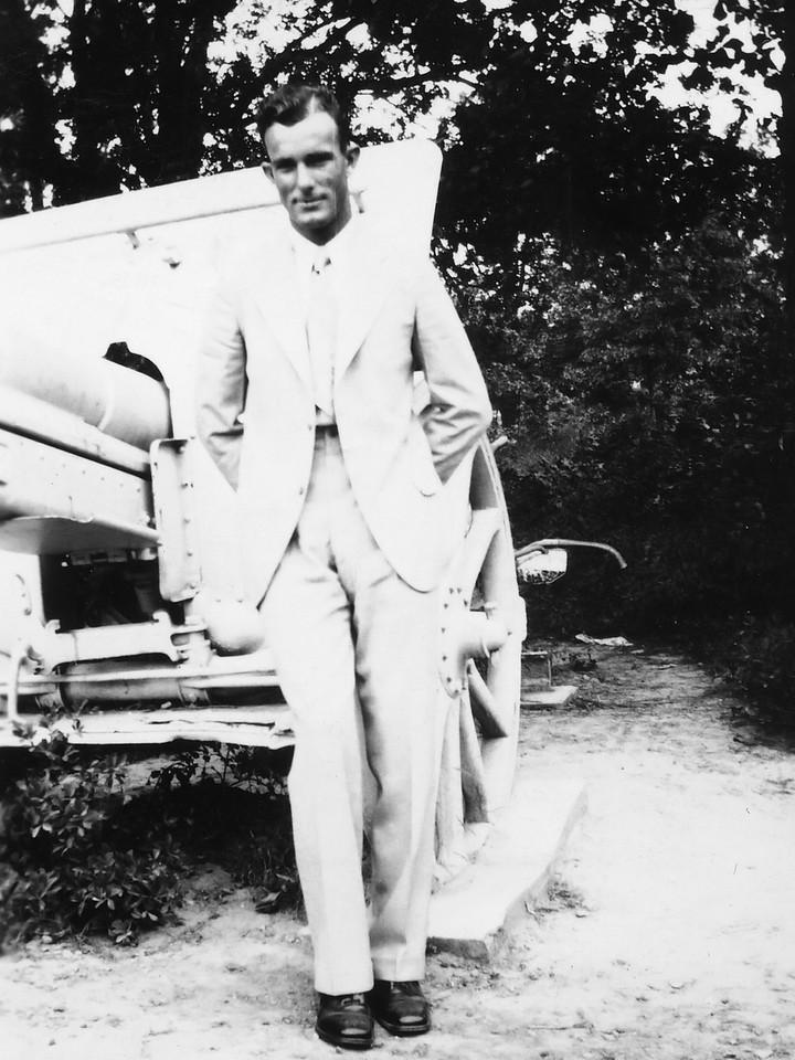 At Ft Humbug, 1928